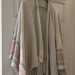 *NEW WITH TAGS* Beautiful, soft, luxe shawl.